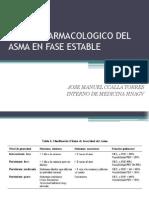 Tratamiento Del Asma Cronica en Fase Estable