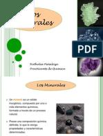 Presentacion El Suelos 2 (Los Minerales)