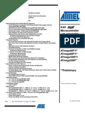 ATMega328 | Instruction Set | Booting