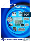 New Sylabus Training TOP