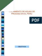 PROCESO DEL AGUA EN EL PERU