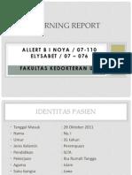 Morning Report Alleli