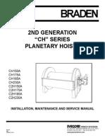 PB154 2nd Gen CH Service 8-1999