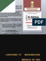 XII Bienal Nacional de Arquitectura Mexicana 2012C