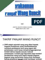 Pengendalian Panjar Wang Runcit