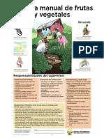 Cosecha Manual de Frutas y Vegetales.1