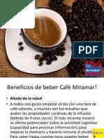Beneficios  tomar Café