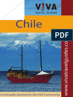 Viva. Travel Guides. Chile