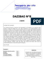 DAZIBAO N°8