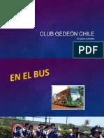 Club Gedeón chile