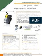 f2503 Td-scdma Ip Modem Specification