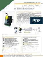 f2314 Edge Ip Modem Technical Specification