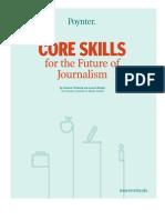 Core Skills - Future of Journalism