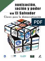 Comunicación, información y poder en El Salvador