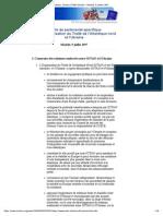 Charte de partenariat spécifique entre l'Organisation du Traité de l'Atlantique nord et l'Ukraine (Madrid, 9 juillet 1997)