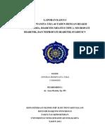 Case Report DM,Hipoglikemi,ND - Dr. Asna,Sp.pd