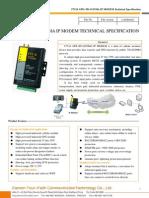 f7514 Gps+Td-scdma Ip Modem Technical Specification