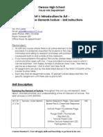 art 1  texture online instructions edu 708 doc