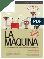 The Machine-Sampler Spanish Hr