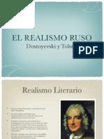 Presentacin Realismo Ruso
