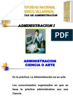 Administracion i