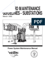 Substation Maintenance - 1