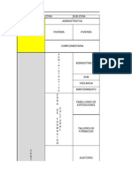 programacion arquitectonica