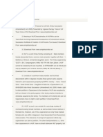HUF explanatory notes