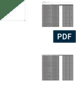 Calendario de Avance de Obra Programado vs Ejecutado