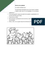 Descripción  Establecimiento  & Grupo Curso