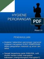 11 Hygiene Perorangan