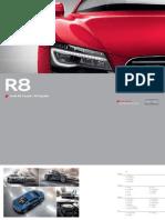 Audi r8 Brouchure