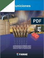 Catálogo FAMAE