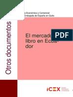 El mercado del libro en el Ecuador.pdf
