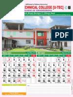 U-TEC Calendar 2071
