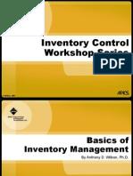 Basics of Inventory Management Slide Show