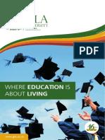 GLA University E-Brochure