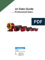 Oilon Data Guide for Professional Sales