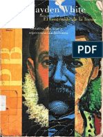 WHITE, Hayden. El Contenido de La Forma Narrativa Discurso y Representacion-Historica-1