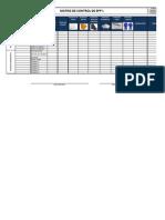 P-06-F-01 Matriz de Control de Epp's