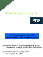 Hypersens III IV