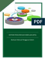 Bantuan Manual Pengguna Sistem Pengurusan Sekolah