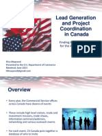 Market Research, US/CAN