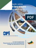 Legislação sobre Investimentos em Moçambique