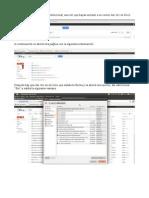 Guía para subir documentos a Google Docs