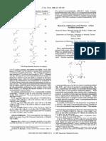 J. Org. Chem., 1980, 45, 01, 0168-0169