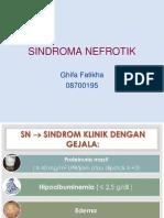 referat sindroma nefrotik