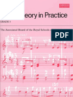 ABRSM - Music Theory in Practice Gr 3