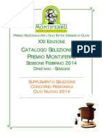 Catalogo Montiferru - Olio Nuovo_2014 Web