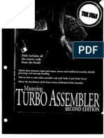 Mastering Turbo Assembler, Second Edition